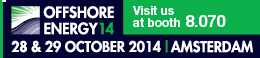 Delitek Netherlands at Offshore Energy Exhibition